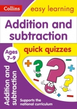 Addition & Subtraction Quick Quizzes Ages 7-9