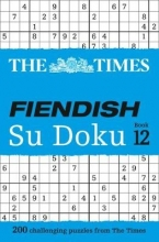 The Times Mind Games The Times Fiendish Su Doku Book 12