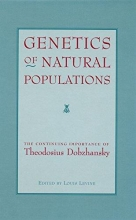 Levine, Louis Genetics of Natural Populations