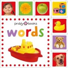 Roger Priddy Mini tab books: Words