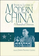 Edwin Leung Political Leaders of Modern China
