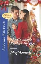 Maxwell, Meg The Cowboy`s Big Family Tree