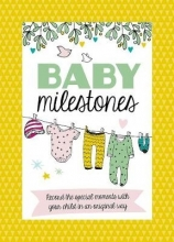 Lenneke den Hertog,   Marcel Flier Baby Milestone Cards