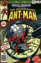 Michelinie, David,   Layton, Bob,   DeFalco, Tom Ant-Man
