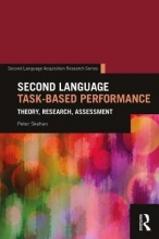 Peter Skehan Second Language Task-Based Performance