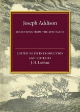 Addison, Joseph Selections from the Spectator