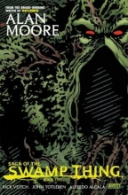 Moore, Alan Saga of the Swamp Thing 5