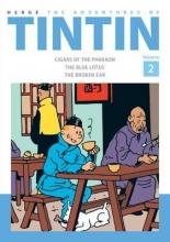Herge Adventures of Tintin Volume 2