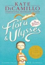 Kate DiCamillo Flora & Ulysses