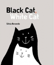 Borando, Silvia Black Cat, White Cat