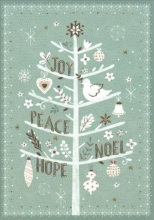 Joyful Tidings Small Boxed Holiday Cards