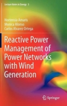 Alonso, Monica Reactive Power Management of Power Networks with Wind Generation