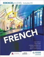 Rod Hares Edexcel A level French (includes AS)