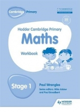Wrangles, Paul Hodder Cambridge Primary Mathematics Workbook 1