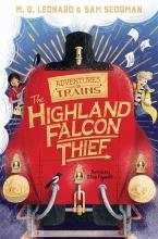 Sam Leonard  M. G.    Sedgman, The Highland Falcon Thief