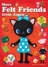 Naomi Tabatha More Felt Friends From Japan