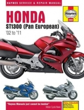 Matthew Coombs Honda ST1300 Pan European