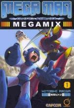 Ariga, Hitoshi Mega Man Megamix, Volume 1