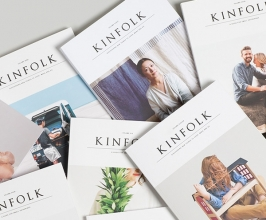 S&s Kinfolk Notecards - the Weekend Edition