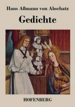 Hans Aßmann von Abschatz Gedichte