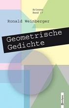 Weinberger, Ronald Geometrische Gedichte