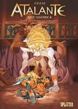Crisse, Didier Atalante Band 03. Die Wunder von Samothraki