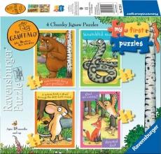 Rav-072262 , Gruffalo - puzzel 2-3-4-5