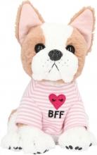 , Topmodel knuffel hond muffin