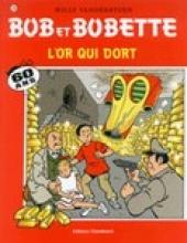Willy  Vandersteen Bob et Bobette l`Or qui dort