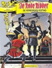 Willy  Vandersteen De Rode Ridder De verborgen vesting