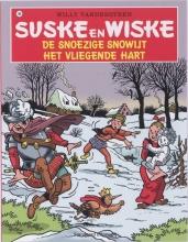 Vandersteen, Willy De snoezige snowijt/het vliegende hart