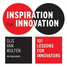 Gijs van Wulfen , Inspiration for Innovation