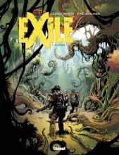 Eric,Stalner/ Simon,,Cerdic Exile Hc01