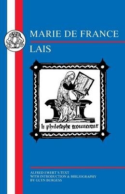Marie de France,   Glyn S Burgess,   A Ewert,Lais