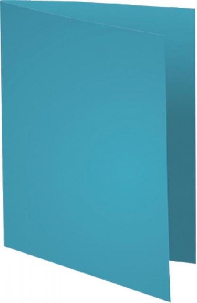 ,Vouwmap Exacompta Forever A4 170gr lichtblauw