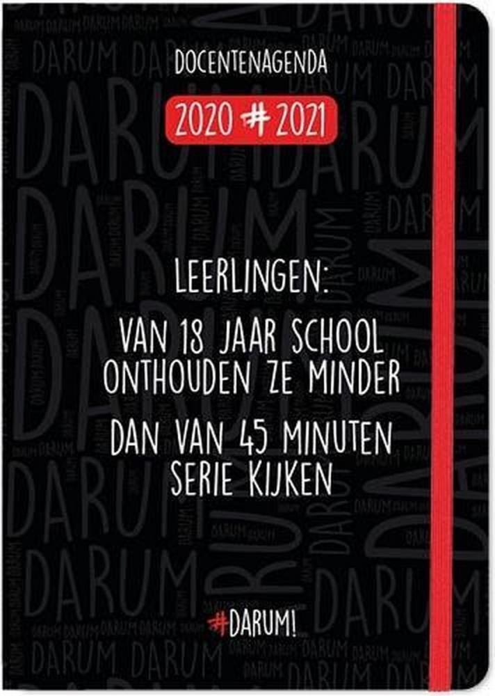 ,Lerarenagenda 2020-2021 darum a5