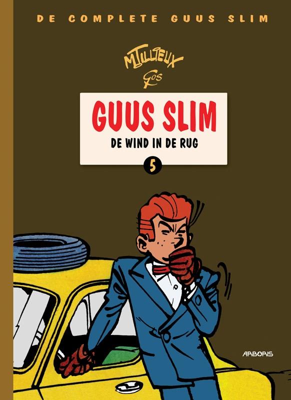 Maurice,Tillieux,Guus Slim, de Complete Hc05
