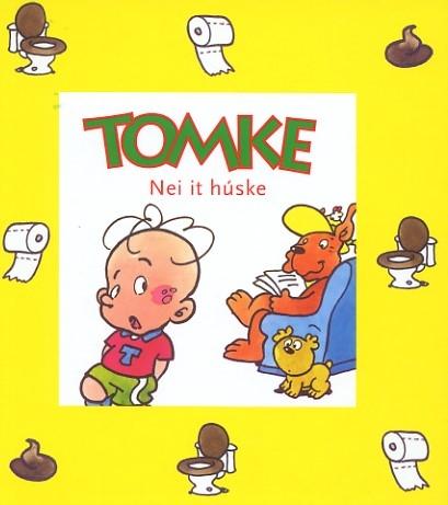 Auck  Peanstra,Tomke nei it húske