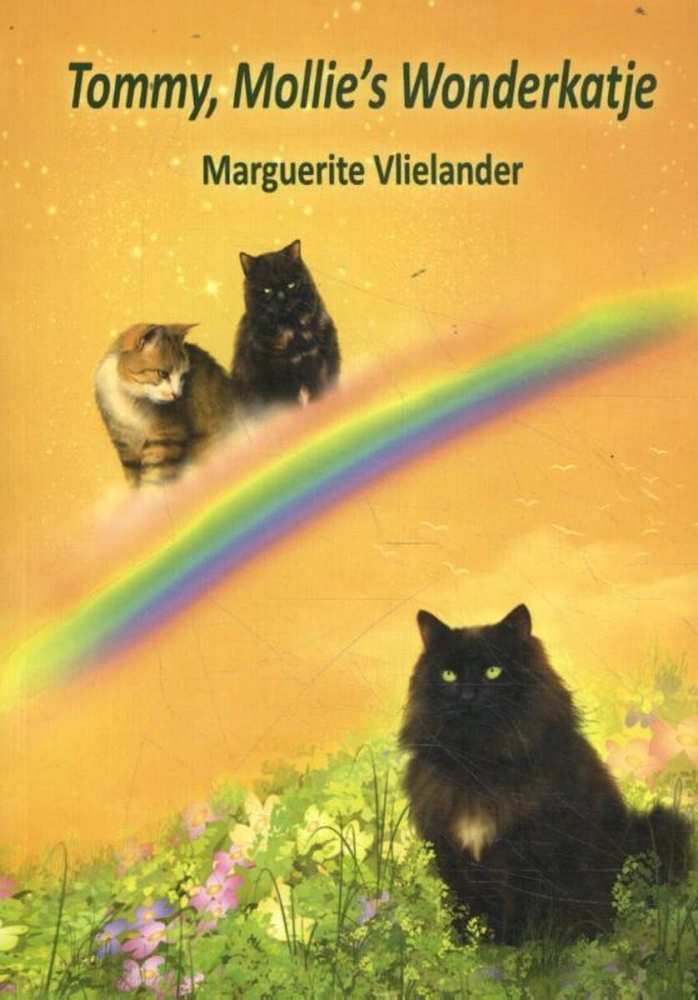 Marguerite Vlielander,Tommy, Mollie`s Wonderkatje