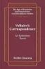 Dawson, Deidre, Voltaire`s Correspondence