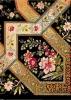 ,<b>Filigree Floral – Ebony Address Book</b>