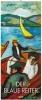 Der Blaue Reiter 2021, Kunstkalender mit Werken der Gruppe der blaue Reiter, Expressionismus. Wandkalender im Hochformat: 28,5 x 69 cm, Foliendeckblatt