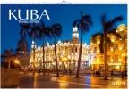 Faszination Kuba 2021, Großer Foto-Wandkalender mit Bildern von der Karibik-Insel. Travel Edition mit Jahres-Wandplaner. PhotoArt Panorama Querformat: 58x39 cm.