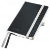 ,<b>Notitieboek Leitz Style zachte kaft A6 gelinieerdsatijnzwart</b>
