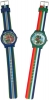 <b>007078 a</b>,Dino world silicone horloge