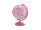 , globe Pink Zoo 25cm nederlandstalig