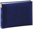 ,<b>Fotoalbum basicline blauw</b>