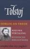 L.N. Tolstoj, Oorlog en vrede