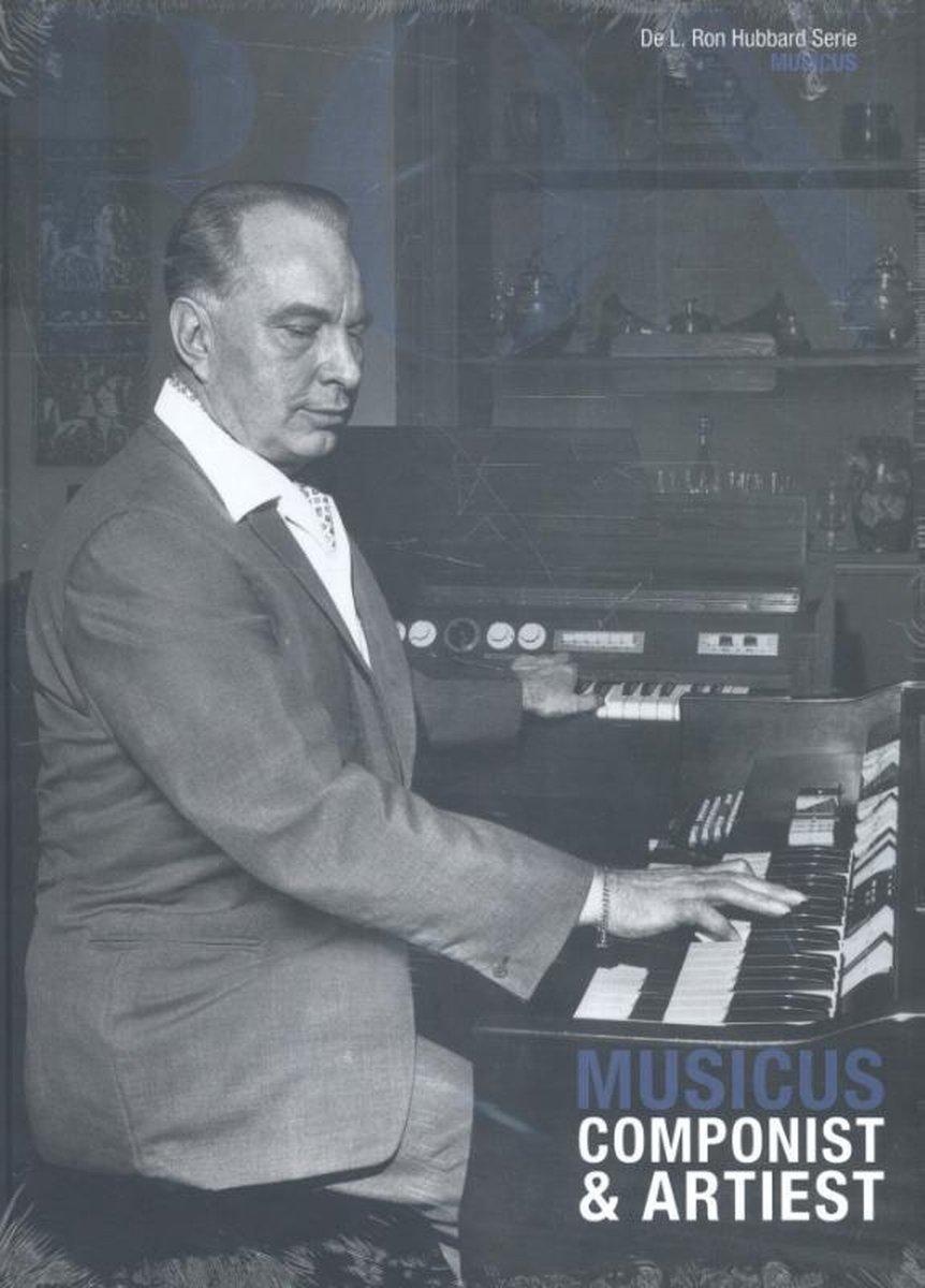 ,Musicus: Componist en Artiest