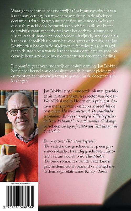 Jan Blokker,Bedrog en onbenul